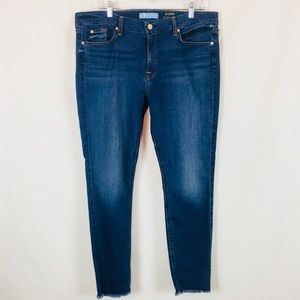 7 for All Mankind | NWT Ankle Skinny Jeans 34